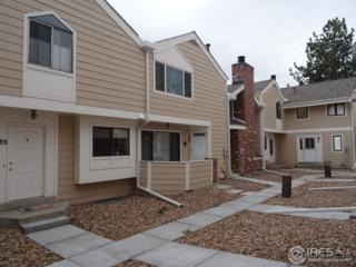 6855 W 84th Way #34, Arvada, CO 80003 (#814986) :: The Peak Properties Group