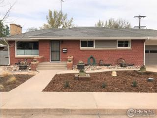 2011 18th St, Greeley, CO 80631 (MLS #817771) :: 8z Real Estate