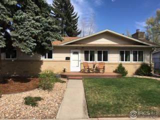 1106 Spencer St, Longmont, CO 80501 (MLS #817787) :: 8z Real Estate