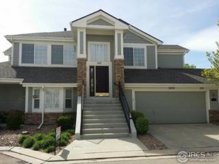 13779 Legend Trl #103, Broomfield, CO 80023 (MLS #817827) :: 8z Real Estate