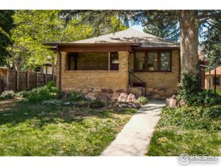 747 12th St, Boulder, CO 80302 (MLS #817877) :: 8z Real Estate