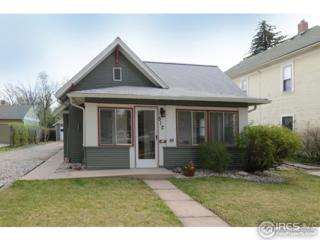 512 Peterson St, Fort Collins, CO 80524 (MLS #817911) :: 8z Real Estate