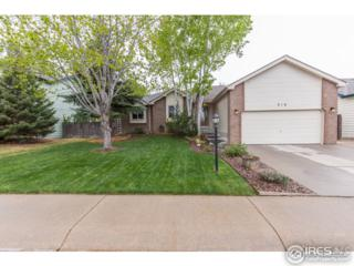 216 Reagan Dr, Loveland, CO 80538 (MLS #818233) :: 8z Real Estate