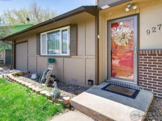 927 E 4th Ave, Longmont, CO 80504 (MLS #818308) :: 8z Real Estate