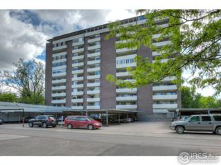 415 S Howes St #1009, Fort Collins, CO 80521 (MLS #819873) :: Downtown Real Estate Partners