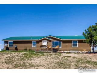7125 County Road 104, Wellington, CO 80549 (MLS #819941) :: 8z Real Estate
