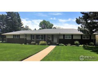 3534 W Wagon Trail Rd, Greeley, CO 80634 (MLS #821150) :: 8z Real Estate