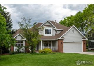 350 W Spruce Ln, Louisville, CO 80027 (MLS #821303) :: 8z Real Estate
