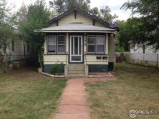 1415 10th St, Greeley, CO 80631 (MLS #821396) :: Downtown Real Estate Partners