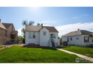 2114 10th Ave, Greeley, CO 80631 (MLS #821450) :: Downtown Real Estate Partners