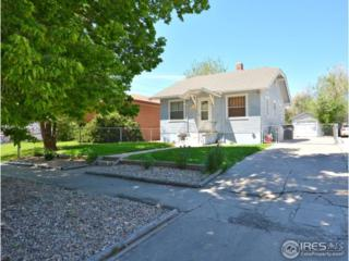 509 13th Ave, Greeley, CO 80631 (MLS #821479) :: Downtown Real Estate Partners