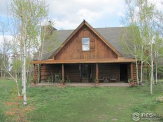 3521 Davis Ranch Rd, Bellvue, CO 80512 (MLS #821487) :: Downtown Real Estate Partners