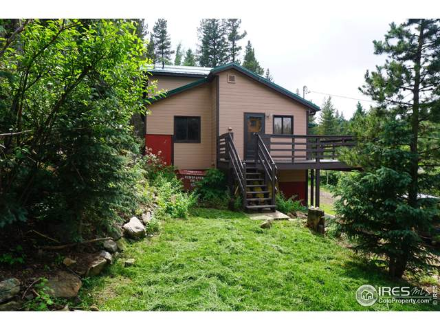 46938 Highway 72, Ward, CO 80481 (MLS #933408) :: J2 Real Estate Group at Remax Alliance