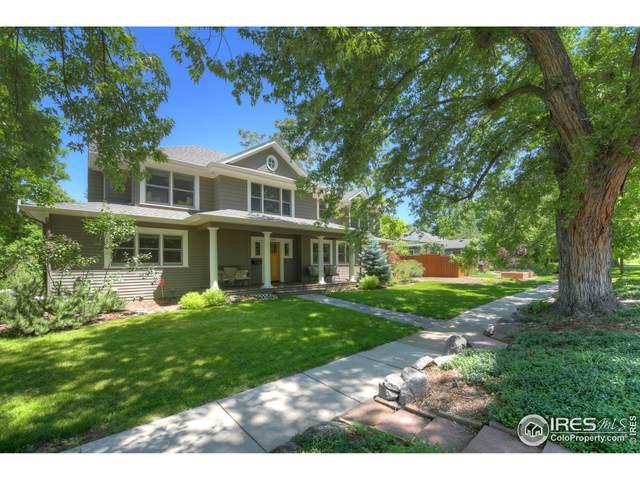 2424 6th St, Boulder, CO 80304 (MLS #942698) :: Coldwell Banker Plains