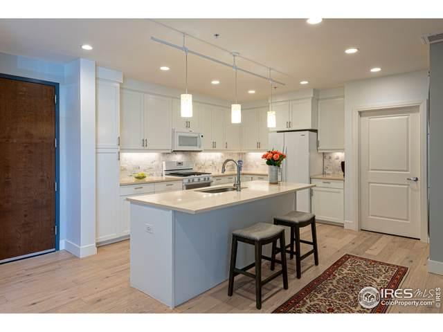 3301 Arapahoe Ave #217, Boulder, CO 80303 (MLS #939572) :: Jenn Porter Group