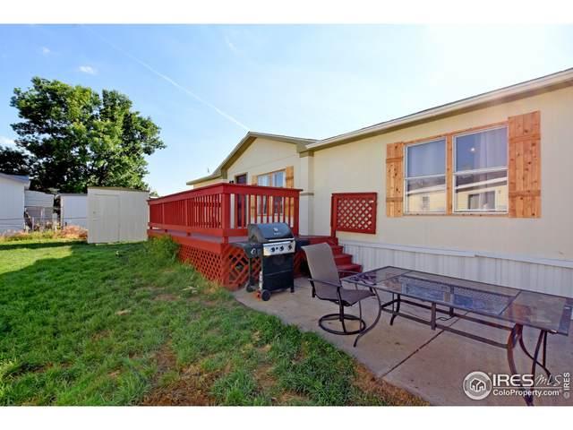 420 E 57th St #63, Loveland, CO 80538 (MLS #4750) :: Stephanie Kolesar