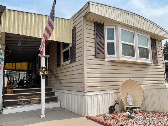 2200 37th St #75, Evans, CO 80620 (MLS #4752) :: Bliss Realty Group