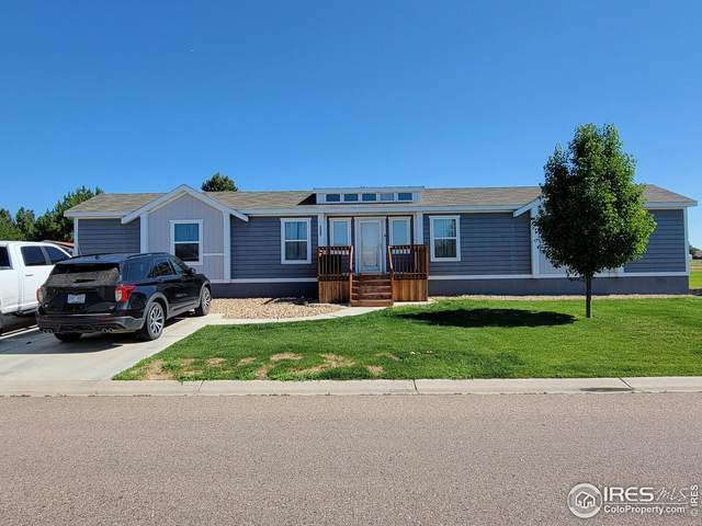 2913 Foxtail Ln #440, Evans, CO 80620 (MLS #4761) :: Bliss Realty Group