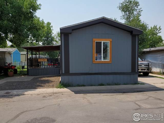 400 Hickory St #97, Fort Collins, CO 80524 (MLS #4767) :: J2 Real Estate Group at Remax Alliance