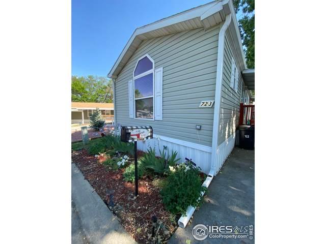 1801 W 92nd Ave #723, Denver, CO 80260 (#4773) :: Kimberly Austin Properties