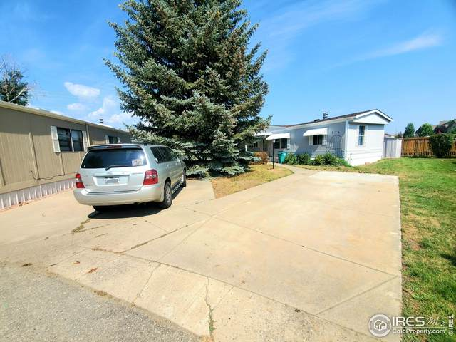 605 W 57th St 57A, Loveland, CO 80538 (#4775) :: Compass Colorado Realty