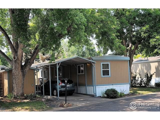 2211 W Mulberry St #97, Fort Collins, CO 80521 (MLS #4779) :: RE/MAX Elevate Louisville