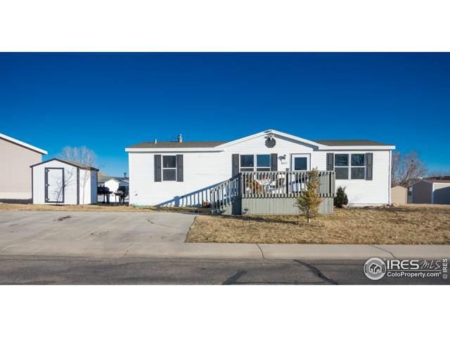 4012 Wapiti Way #39, Evans, CO 80620 (MLS #4781) :: Kittle Real Estate