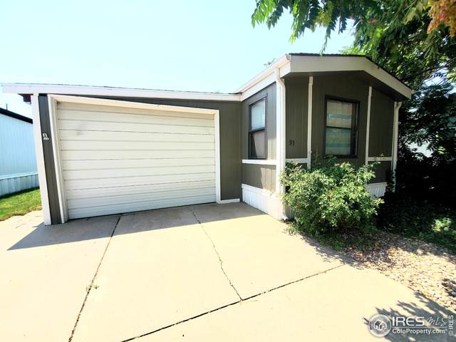1166 Madison Ave #93, Loveland, CO 80537 (MLS #4783) :: Jenn Porter Group