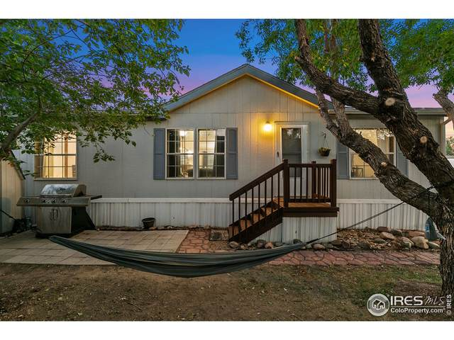 435 N 35th Ave #344, Greeley, CO 80631 (MLS #4785) :: Find Colorado