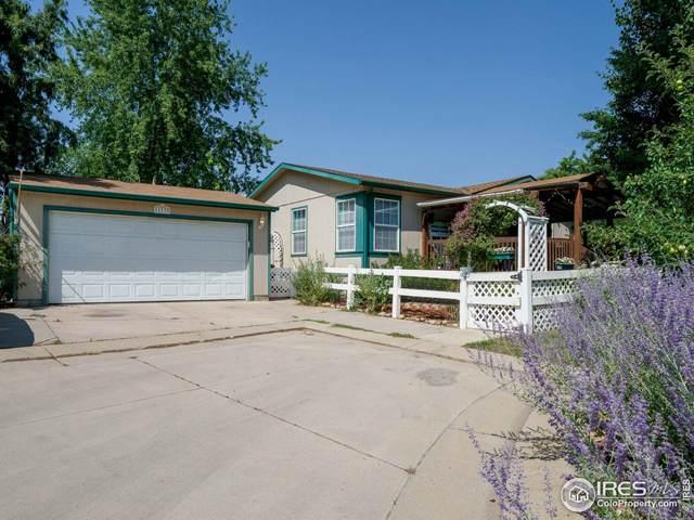 11178 Bluff Ldg #6, Longmont, CO 80504 (MLS #4787) :: J2 Real Estate Group at Remax Alliance