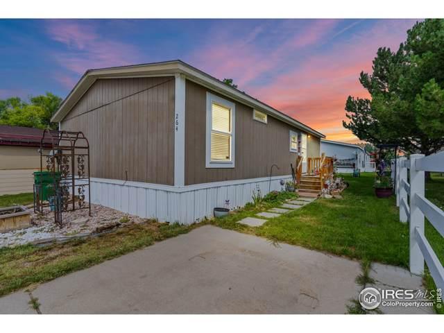 4412 E Mulberry St #264, Fort Collins, CO 80524 (#4793) :: James Crocker Team