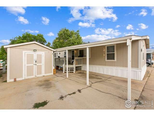 230 N 2nd St #77, Berthoud, CO 80513 (MLS #4795) :: Find Colorado