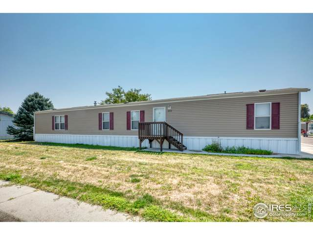 435 N 35th Ave #232, Greeley, CO 80631 (MLS #4814) :: Find Colorado