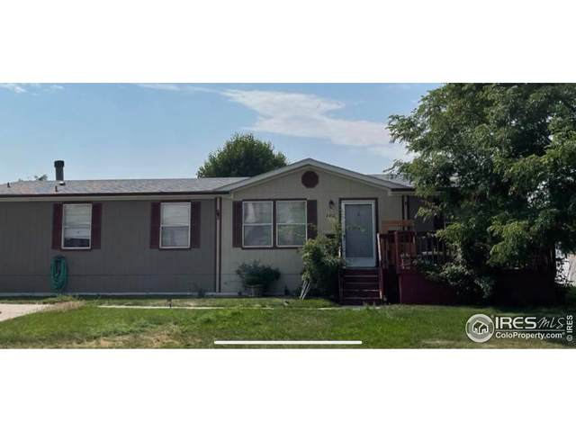 3404 Coyote Ln, Evans, CO 80620 (MLS #4816) :: You 1st Realty