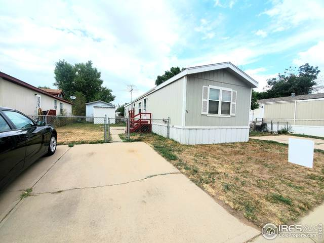 401 N Timberline Rd #56, Fort Collins, CO 80524 (MLS #4819) :: Stephanie Kolesar