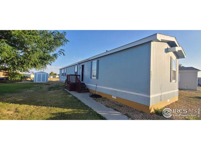 3370 Yucca Cir, Evans, CO 80620 (MLS #4828) :: Downtown Real Estate Partners