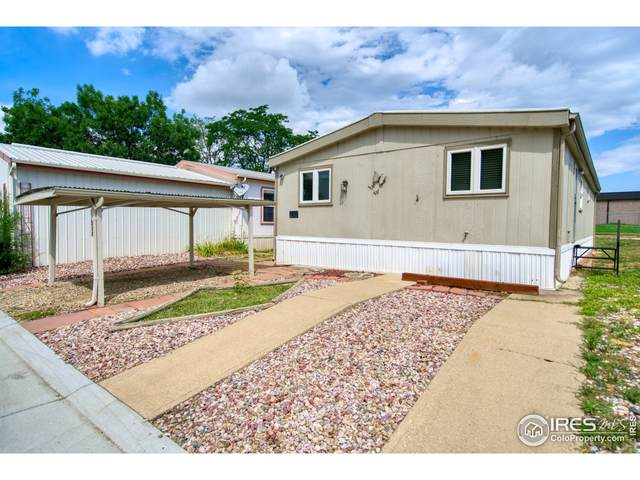 900 Mountain View Ave #230, Longmont, CO 80501 (MLS #4835) :: Coldwell Banker Plains