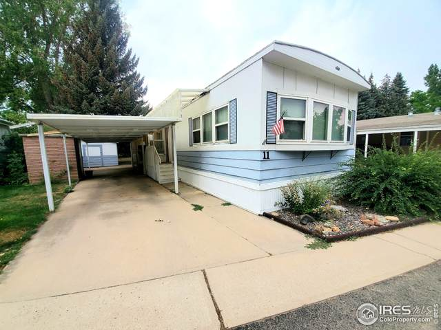 2211 W Mulberry St #11, Fort Collins, CO 80521 (#4837) :: iHomes Colorado