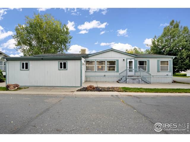 1805 Sandstone Ct #75, Loveland, CO 80537 (MLS #4840) :: J2 Real Estate Group at Remax Alliance