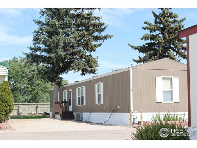 7200 E Highway 14 #3, Fort Collins, CO 80524 (MLS #4846) :: Tracy's Team