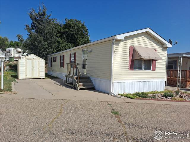 301 Spaulding Ln #21, Fort Collins, CO 80524 (#4850) :: Compass Colorado Realty