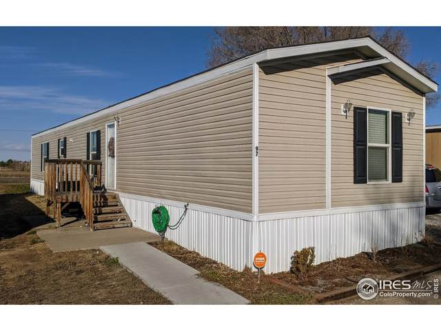 200 N 35th Ave #97, Greeley, CO 80634 (MLS #4856) :: Bliss Realty Group