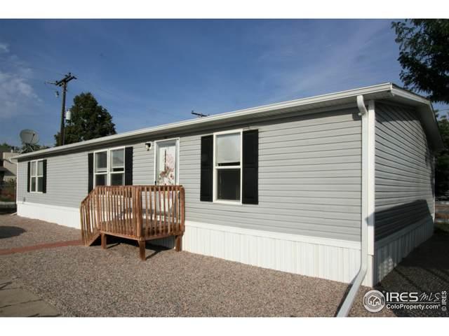 230 N 2nd St 76A, Berthoud, CO 80513 (#4860) :: iHomes Colorado