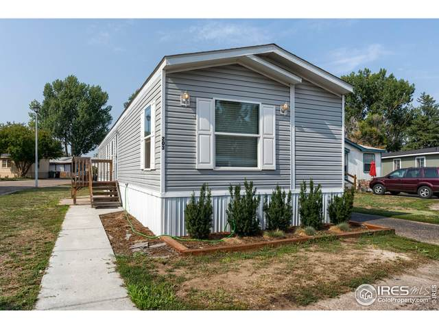 200 N 35th Ave #203, Greeley, CO 80634 (MLS #4865) :: Bliss Realty Group