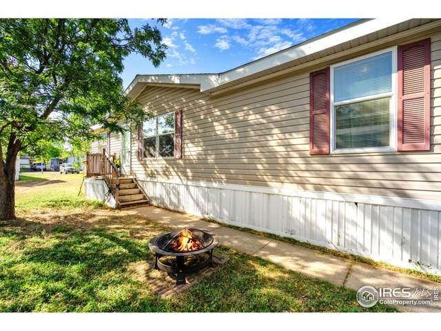 2500 E Harmony Rd #138, Fort Collins, CO 80528 (MLS #4875) :: Jenn Porter Group