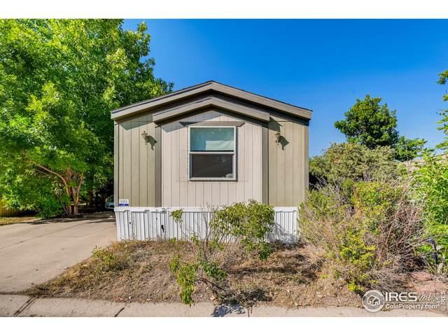 2500 E Harmony Rd #193, Fort Collins, CO 80528 (#4876) :: James Crocker Team