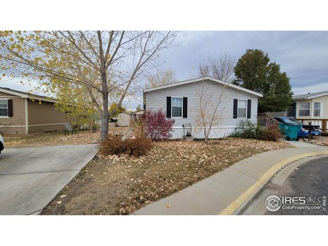 435 N 35th Ave #332, Greeley, CO 80631 (MLS #4879) :: Sears Real Estate