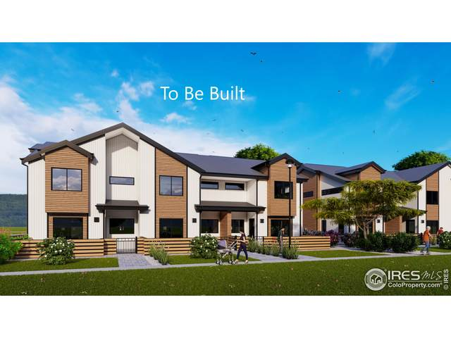 2402 49th Ave Ct #7, Greeley, CO 80634 (#938116) :: Hudson Stonegate Team