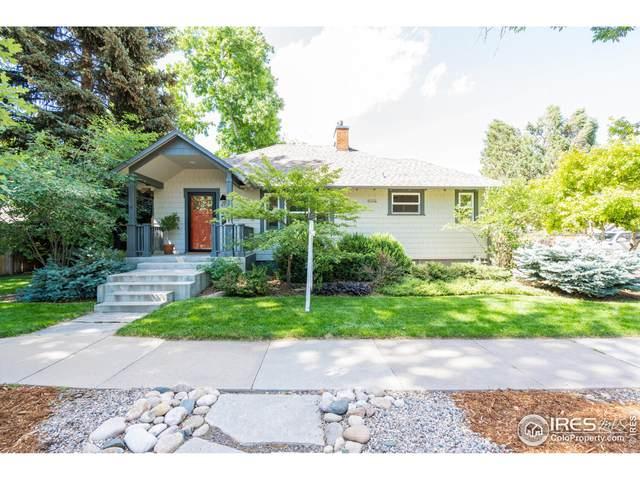 412 E Laurel St, Fort Collins, CO 80524 (MLS #943689) :: Kittle Real Estate