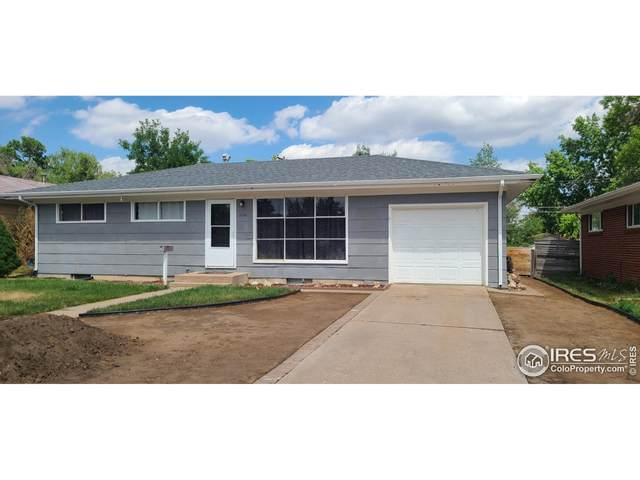 2504 15th Ave Ct, Greeley, CO 80631 (#943721) :: Hudson Stonegate Team